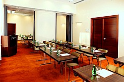 Sapphire Meeting Room at Aquamarine Hotel in Moscow, Russia