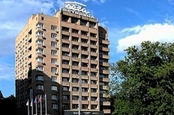 Bega Hotel in Moscow, Russia