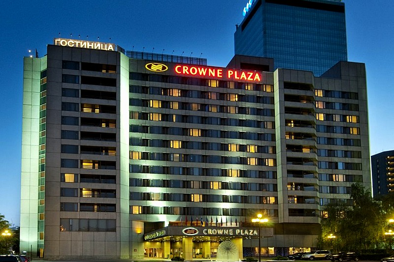 Crowne Plaza Moscow World Trade Centre Hotel in Moscow, Russia