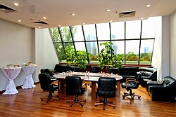 VIP Meeting Room at Crowne Plaza Moscow World Trade Centre Hotel in Moscow, Russia