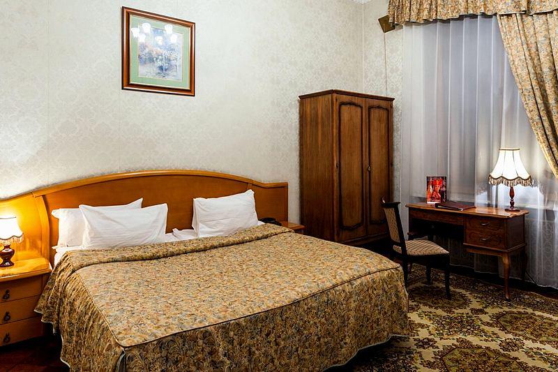 Sovietsky Hotel Room