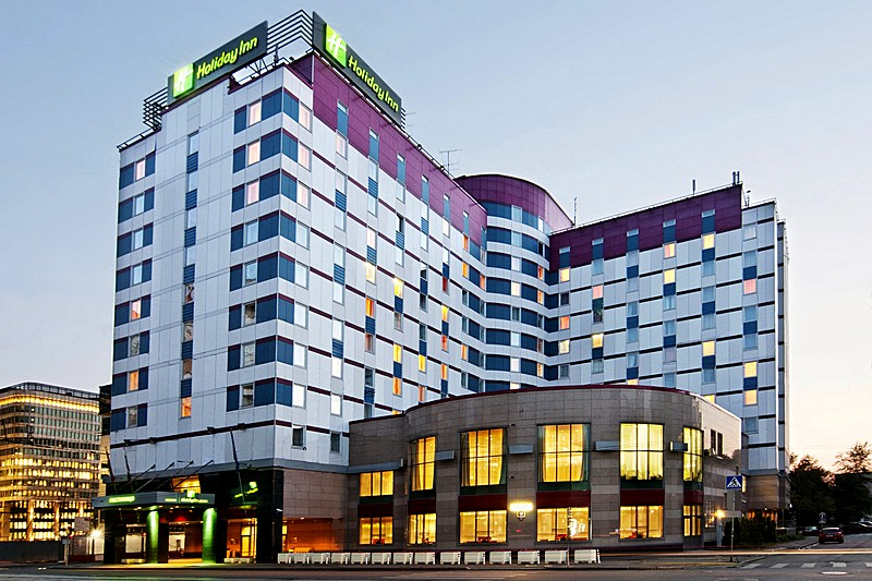 Holiday Inn Moscow Lesnaya Hotel in Moscow, Russia