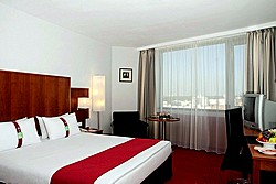 Executive Double Room at the Holiday Inn Moscow Sokolniki in Moscow, Russia