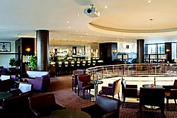 Bar and Grill at the Holiday Inn Moscow Sokolniki in Moscow, Russia