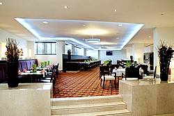 Moskva Restaurant at the Holiday Inn Moscow Sokolniki in Moscow, Russia