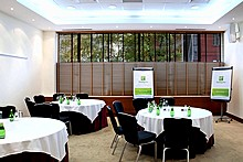 Chistye Prudy Conference Hall at Holiday Inn Moscow Sokolniki Hotel in Moscow, Russia