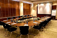 Kuntsevo Conference Hall at Holiday Inn Moscow Sokolniki Hotel in Moscow, Russia