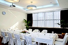Polyanka Conference Hall at Holiday Inn Moscow Sokolniki Hotel in Moscow, Russia