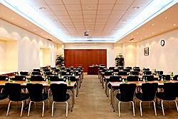 Krimsky Val Conference Hall at Holiday Inn Moscow Sokolniki Hotel in Moscow, Russia