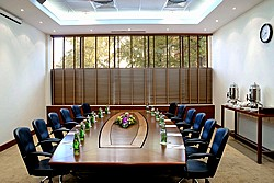 Ostozhenka Conference Hall at Holiday Inn Moscow Sokolniki Hotel in Moscow, Russia