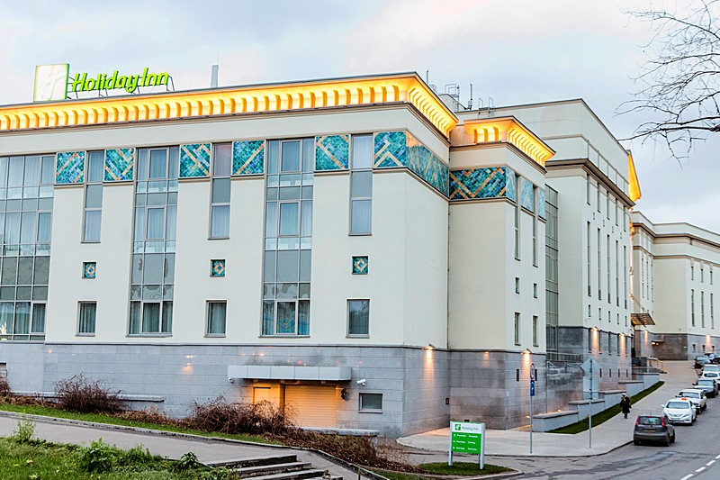 Holiday Inn Simonovsky Hotel in Moscow, Russia