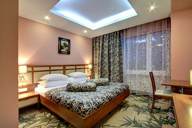 Rooms: Superior Rooms At The 4-star Izmailovo Alfa Hotel In Moscow