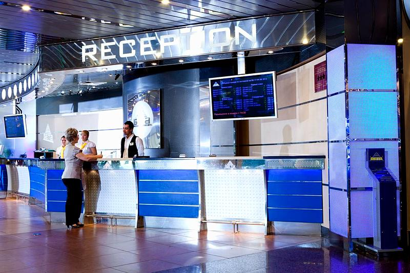 24 Hour Reception Support At Moscow S Izmailovo Beta Hotel