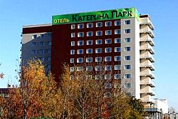 Katerina Park Hotel in Moscow, Russia