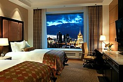 Superior Twin Room at Lotte Hotel in Moscow, Russia