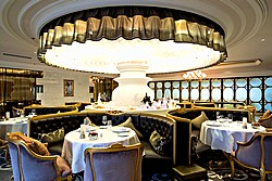 Les Menus par Pierre Gagnaire at Lotte Hotel in Moscow, Russia