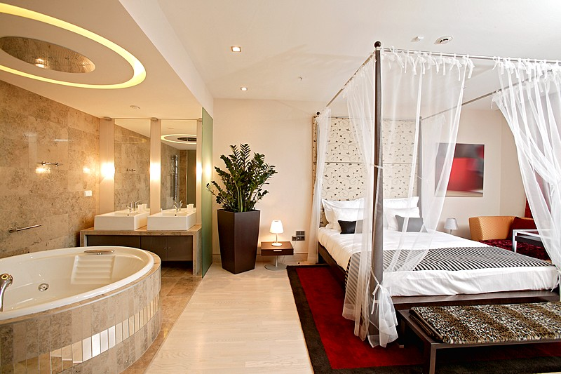Presidential Suite at the Mamaison Pokrovka All-Suites Hotel in Moscow