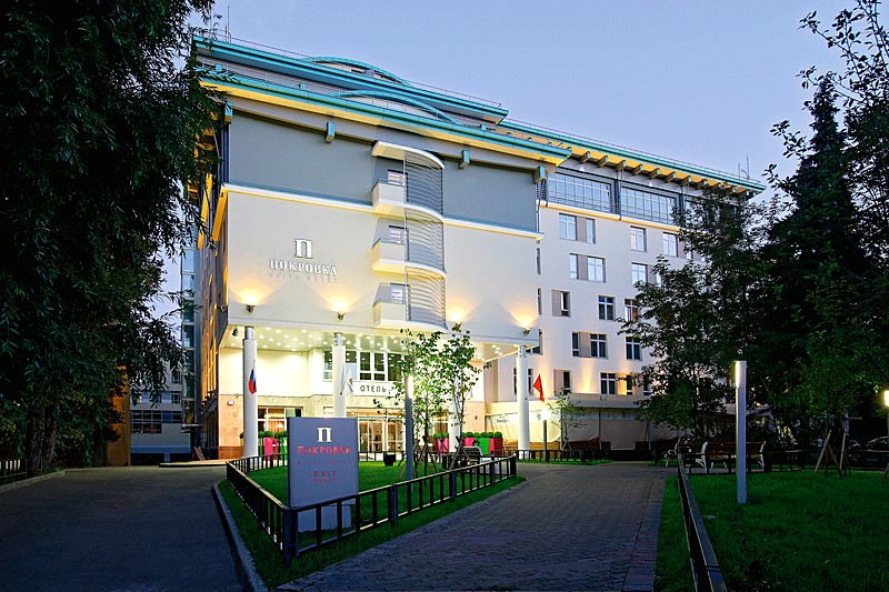 Mamaison Pokrovka All-Suites Hotel in Moscow