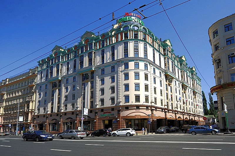 marriott grand hotel 5 star deluxe hotel in downtown moscow. Black Bedroom Furniture Sets. Home Design Ideas