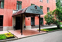 Maxima Irbis Hotel in Moscow, Russia
