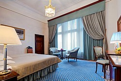 Superior Double Room at Metropol Hotel in Moscow, Russia