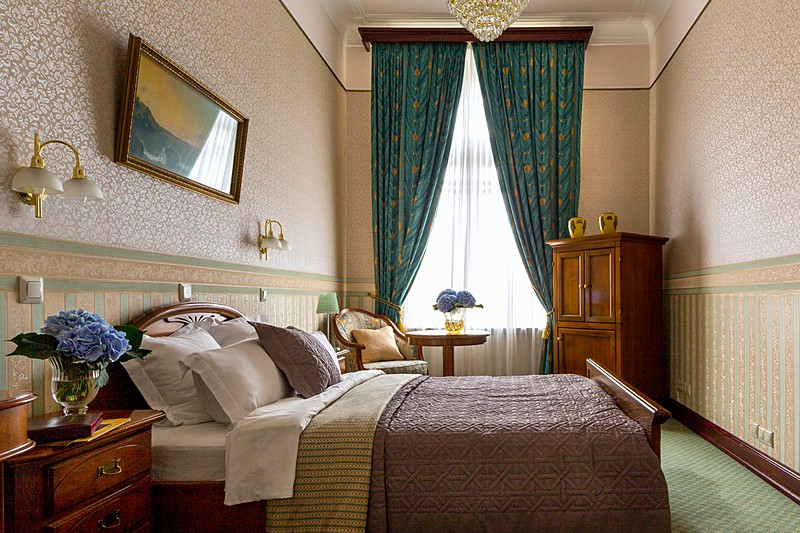 The Metropol Hotel S Standard Single Rooms In Moscow