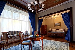 Executive Suite at Metropol Hotel in Moscow, Russia
