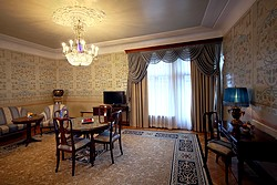 Junior Suite at Metropol Hotel in Moscow, Russia