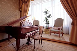 Presidential Suite at Metropol Hotel in Moscow, Russia