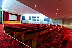 Conference Hall at Metropol Hotel in Moscow, Russia