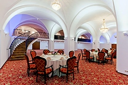 Onegin Hall at Metropol Hotel in Moscow, Russia