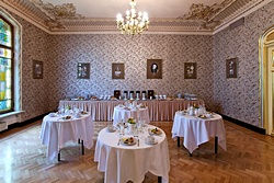 Turgenev Hall at Metropol Hotel in Moscow, Russia