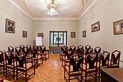 Gogol Hall at Metropol Hotel in Moscow, Russia