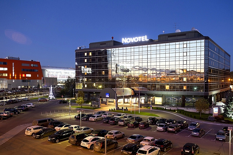 Novotel Moscow Sheremetyevo Airport Hotel in Moscow, Russia