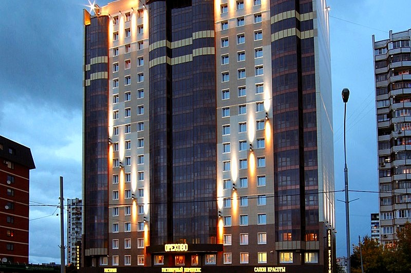 Orekhovo Hotel in Moscow
