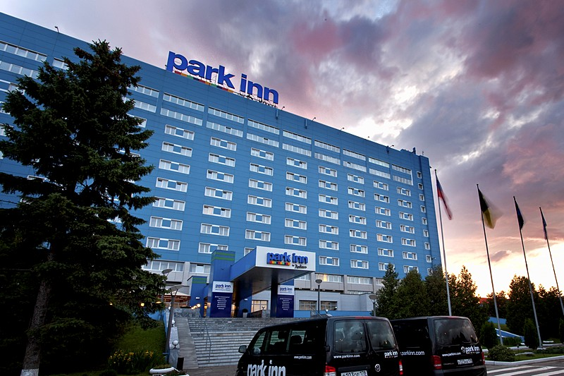 Park Inn Sheremetyevo Airport Hotel in Moscow, Russia