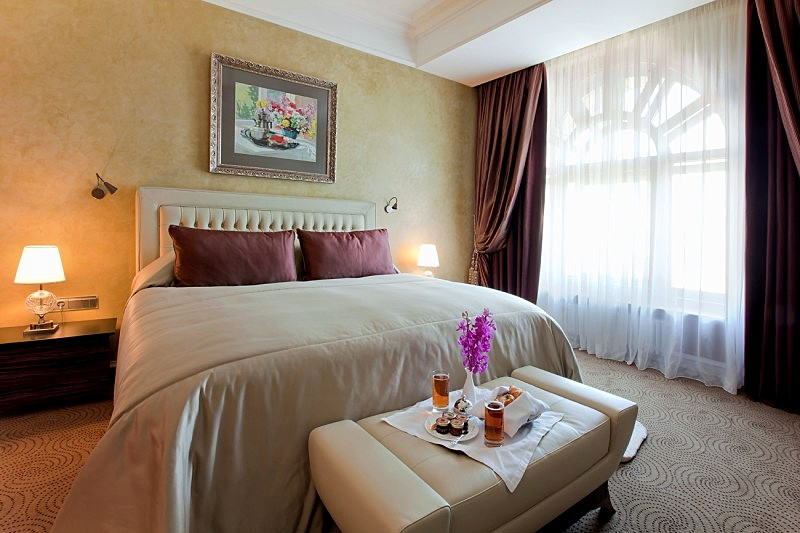 Grand Two Bedroom Suite At The Radisson Royal Hotel Moscow