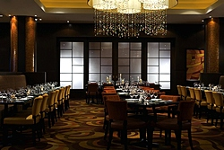 Mozaic Restaurant at Renaissance Moscow Monarch Centre Hotel in Moscow, Russia