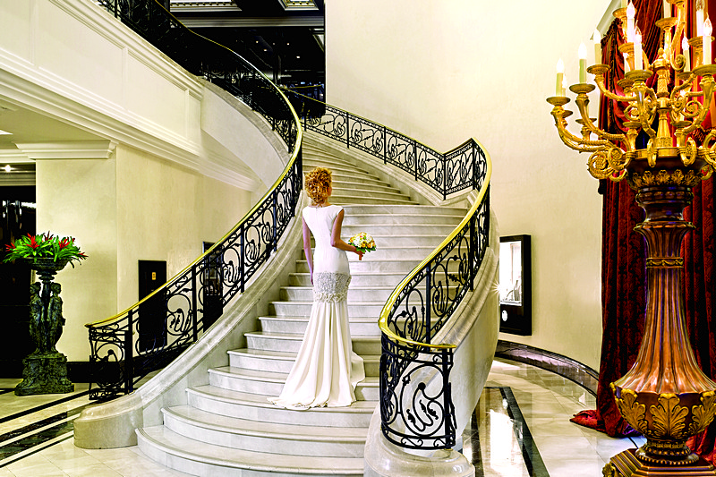 Photos Of The Ritz Carlton Hotel In Moscow Russia