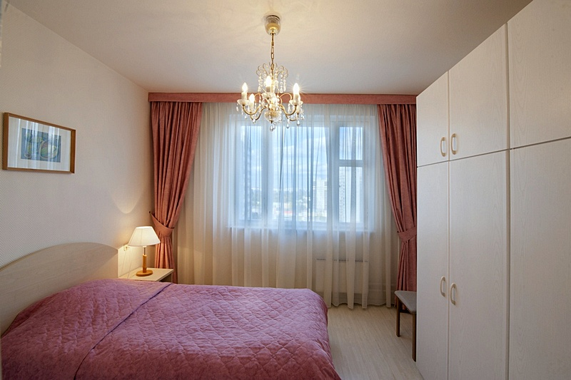 Three Room Apartment standard three-room apartment at tsaritsyno hotel in moscow