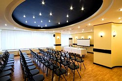 Conference Hall at Volga Apart-Hotel in Moscow, Russia