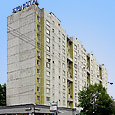 Volga hotel in moscow russia
